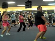 """""""I Like To Move It"""" Will.i.am-Zumba fitness with A.J."""