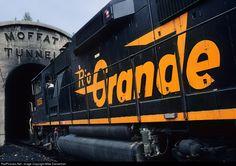 Foto RailPictures.Net: DRGW 3155 Denver e Rio Grande estrada de ferro ocidental…