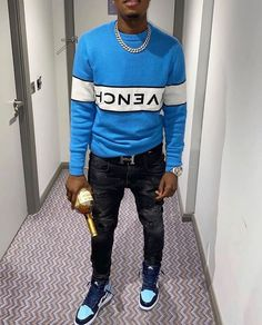 Jordans Outfit For Men, Dope Outfits For Guys, Swag Outfits Men, Stylish Mens Outfits, Simple Outfits, Mode Streetwear, Streetwear Fashion, Teen Boy Fashion, Men's Fashion