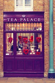 Tea Palace - Covent Garden, London