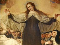 La Virgen del Carmen, cuadro de Juan Carreño de Miranda Lady Of Mount Carmel, Mama Mary, Pray For Us, Our Lady, Holy Spirit, Christianity, Beautiful Flowers, Catholic, God Jesus