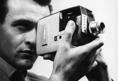 Roger Tallon. Pathé Movie Camera Duplex 9,5 mm.1954.