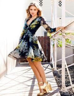 Chloe Moretz, I need that dress