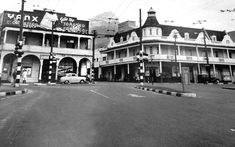 Entrance to Kloof street, Before We Go, Cape Town South Africa, Old Photos, Vintage Photos, Entrance, Street View, Explore, History, City