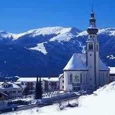 Winter, Oberau, Tirol