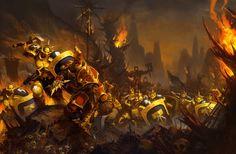 Warhammer Age of Sigmar , Wonchun Choi (AKA Doo) on ArtStation at https://www.artstation.com/artwork/warhammer-age-of-sigmar