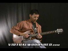 ▶ Slide Guitar Lesson Part 5 - Open E Tuning - YouTube