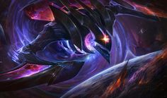 Dark Star Kha'Zix - League of legends
