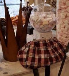 Unique fabric bag (pasticcino) Handmade Bags, Unique, Fabric, Fashion, Tejido, Moda, Handmade Handbags, Tela, Fashion Styles