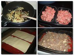 La Cuisine de Myrtille: Lasagnes bolognaises (sans béchamel)