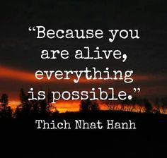 Yes, I am alive :-)