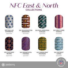 https://flic.kr/p/N8dge5 | NFL-V2_SMS-Icon-Collections_100616_NFC-EastNorth | NFL Volume 2 michellesholder.jamberry.com