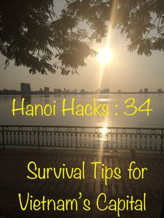 Hanoi is a pretty rad city and it wants to share its charm. To get the most out of it there are some ways you can hack it and get right to the awesome. Traveling or working – it doesn't matter, there are some hacks that'll make everything easier.