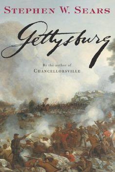 Gettysburg by Stephen W. Sears http://smile.amazon.com/dp/B003ZSISYO/ref=cm_sw_r_pi_dp_x2QJvb0QPDFQ6