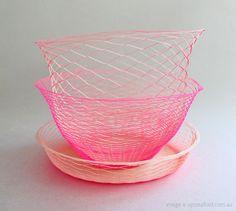 air vase pink