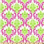 hmm... I think I might want this for my desk chair. Premier Prints Madison Candy Pink/Chartreuse