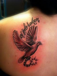Broken+Chain+Tattoo   Broken Chains Tattoo Tattoo broken chain chain