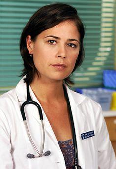 Abby Lockhart on  E.R.(Maura Tierney)