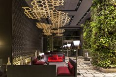 Maxx Royal Kemer by Geomim, Antalya Turkey hotel hotels and restaurants Continuous language of floor, wall, and ceiling Lobby Interior, Restaurant Interior Design, Retail Interior, Design Hotel, Antalya, Turkey Hotels, Public Hotel, Office Ceiling, Bar Design Awards