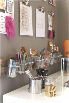 Cute Craft Ideas for Teen Girl Bedroom39