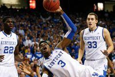 Kentucky vs. Duke: No. 3 Wildcats Fall Short Against No. 9 Blue Devils 75-68