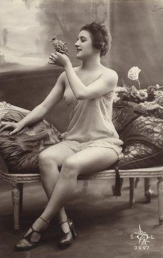 Ню француженки 19 век
