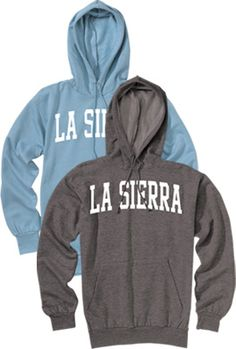 La Sierra University Hooded Sweatshirts