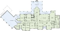 Gallery For > Salvatore House Plan