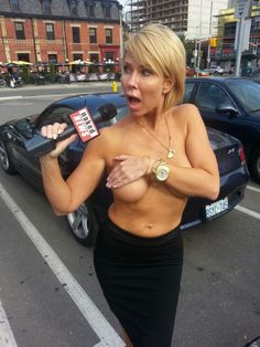 Naked in the Streets of Toronto http://bit.ly/1tE12ij