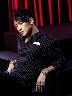 [article] Rain wants to play the role of a character who has the human touch in a drama......Rain Effect #1 on Mnet and countdown 9th & 10th of January You GO RAIN! SUCCEED! DO WELL!