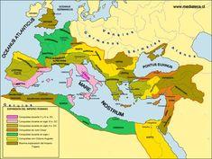expansion del imperio romano