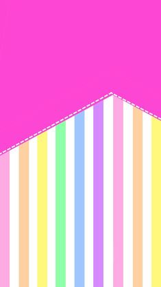 Cute themes and things for android, iphone and ipad. Pink Chevron Wallpaper, Rainbow Wallpaper, Apple Wallpaper, Cute Wallpaper Backgrounds, Colorful Wallpaper, Cute Wallpapers, Colorful Backgrounds, Cellphone Wallpaper, Iphone Wallpaper