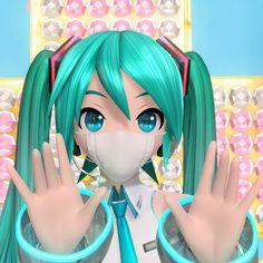 Hatsune Miku Project Diva, Vocaloid Characters, Virtual Girl, Stray Dogs Anime, Anime Profile, Anime Figures, Pics Art, Kaito, Cute Icons