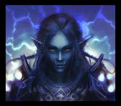 WoW Female Troll Art Awesome World of Warcraft Artwork online