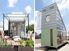 POD-Idladla tiny house exterior - Home Decorating Trends - Homedit