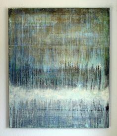 CHRISTIAN HETZEL, 120 x 100 x 4 cm, arylic.