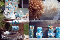 Sweets from Heaven with Wynter & Ryan, Candy Buffet