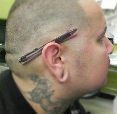 удивительные трехмерные 3D татуировки (10)