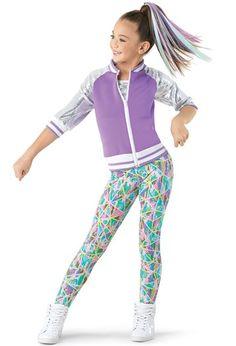 Weissman™ | Sequin Jacket with Leggings