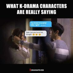 if only the characters of KDrama really think this way Kdrama Memes, Funny Kpop Memes, Goblin Korean Drama, Watch Drama, Playful Kiss, Korean Drama Quotes, Drama Funny, Drama Fever, W Two Worlds