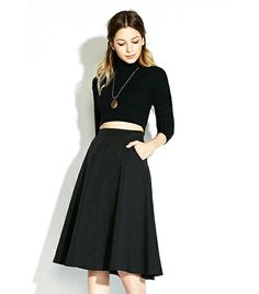 @Who What Wear - The Reformation                 Arroyo Skirt ($178)