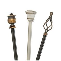 Decorative+Curtain+Rods at+Big+Lots. Amazing prices!!! $5-15