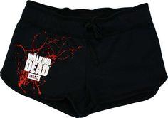 The Walking Dead I Heart Daryl Ladies Shorts (Juniors Large) @ niftywarehouse.com #NiftyWarehouse #WalkingDead #Zombie #Zombies #TV