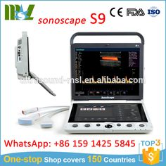 portable echocardiography machine,doppler color ultrasonido equipo/ecografo
