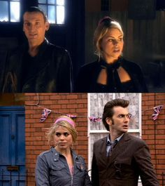 The Doctor and Rose (Doctor Who)