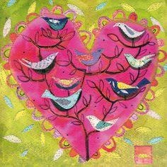 Love Nest | Green Pebble www.helenhallows.com