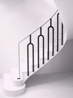 Beautiful simple balustrade detailing