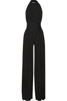 249bb1d0f0 Balmain Pre-Fall 2015 pleated wide-leg pants are out of this world -  LaiaMagazine