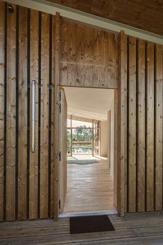 Gallery of Eco-lodges_les Echasses / Patrick Arotcharen Architecte - 11