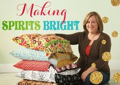 See what Joy Jennifer of American Patchwork & Quilting has in being involved with the One Million Pillowcase Challenge